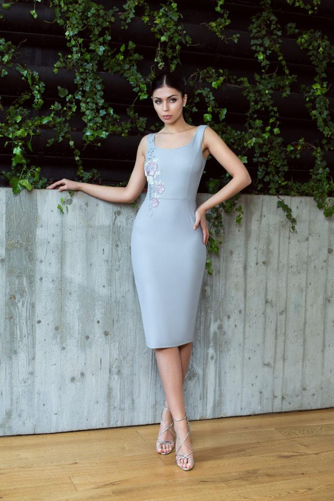 rochie-eleganta-silver-grey-maigre